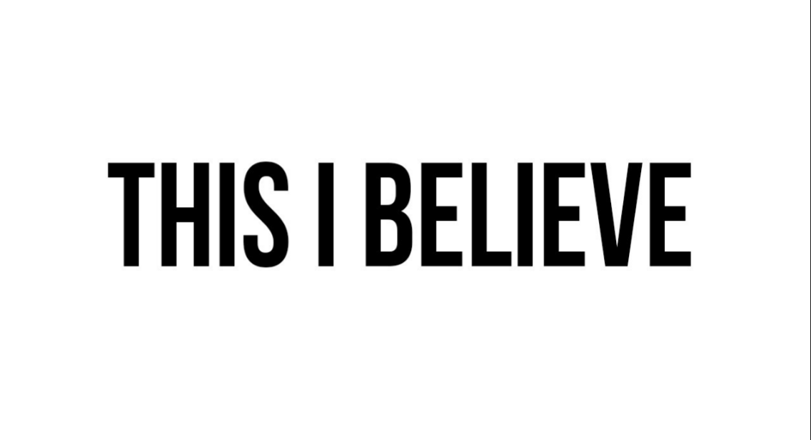 This I believe (2) - Copy